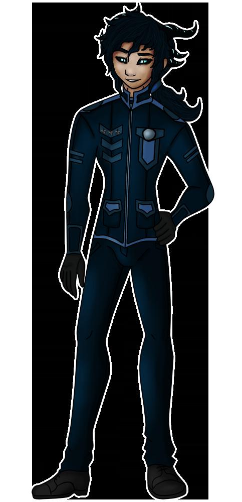 Lieutenant General Silas by xMadame-Macabrex
