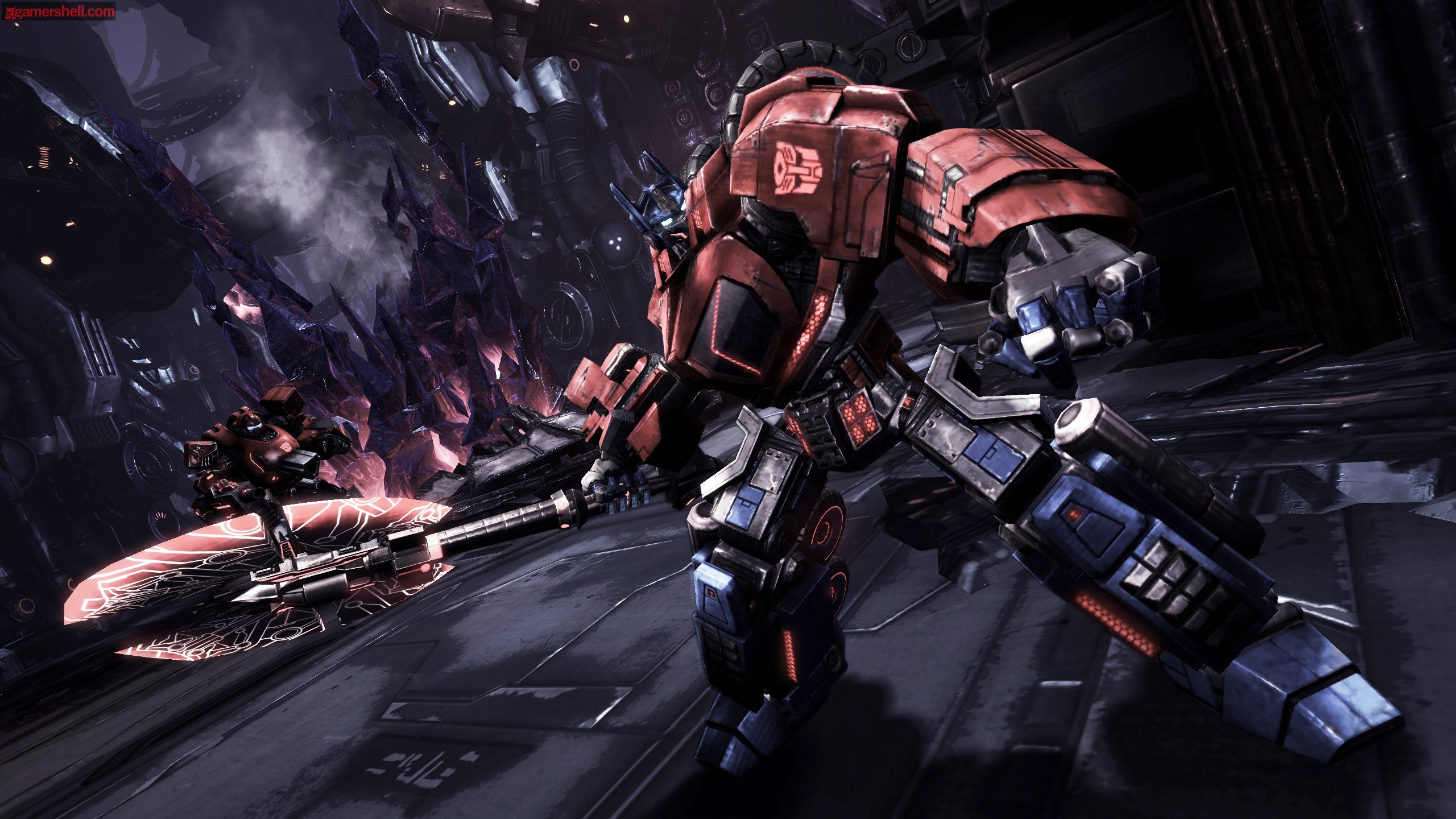 WFC Optimus Prime 1 by ArielPax