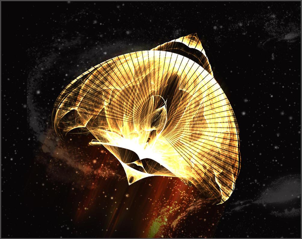 Alien Ship by aowTNT