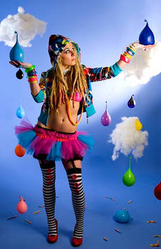 Rainbowdrops by JackieHeartsyou