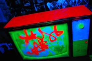 Graffiti T.V. 3 by JackieHeartsyou