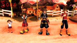 MMD : Generation Sora