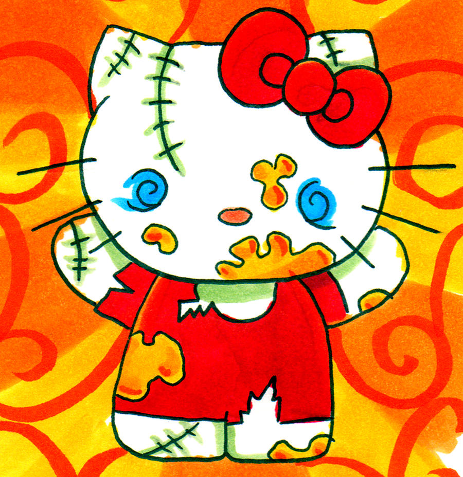 Most Inspiring Wallpaper Hello Kitty Evil - evil_zombie_hello_kitty_by_clicketyclock  2018_166893.jpg
