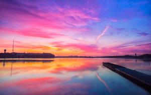 Sunrise in Karlskrona by qwstarplayer