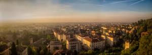 In the morning (Bergamo)