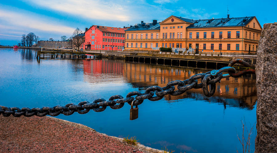 Karlskrona by qwstarplayer