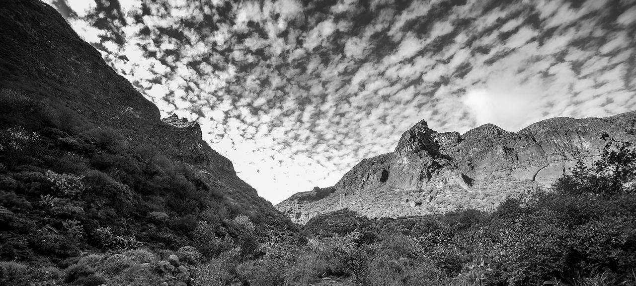 Black and White Grand Canaria by qwstarplayer