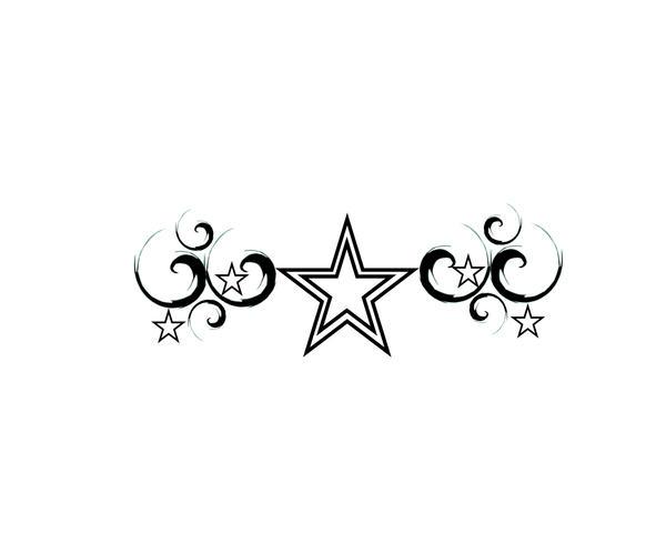 swirl stars by stock kat on deviantart. Black Bedroom Furniture Sets. Home Design Ideas
