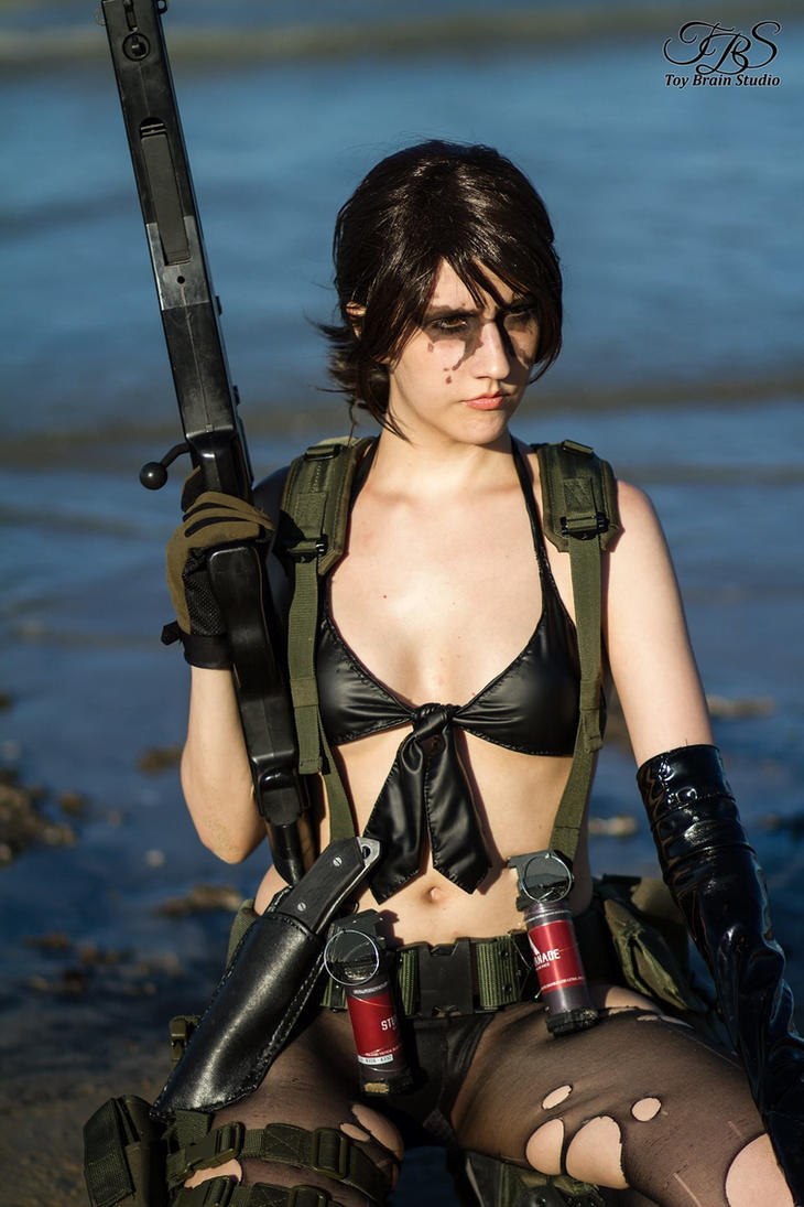 Ready for Action - MGSV TPP by BillyM12345 on DeviantArt