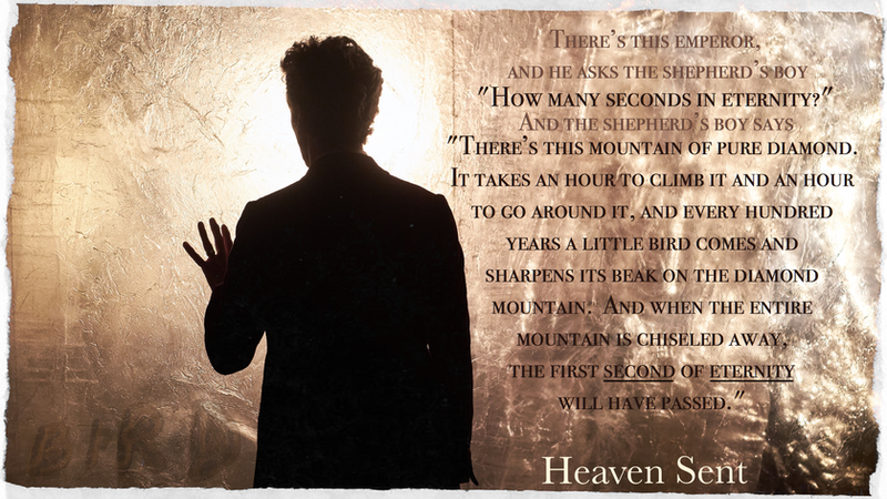 12th doctor heaven sent bird wallpaper by skipadoo on deviantart 12th doctor heaven sent bird wallpaper by voltagebd Image collections