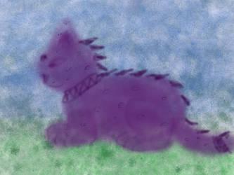 Spirit Dracokitty Form Flykat