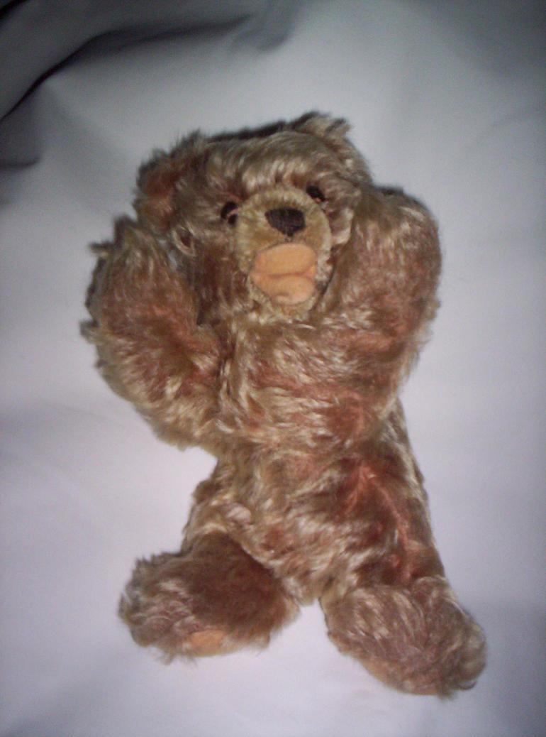 My Teddy Bear-3 by LadyMigui-stock
