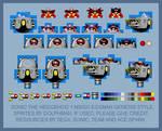 STH1 Dr. Eggman/Robotnik 8-bit (Genesis Style)