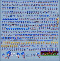 Composite Sonic V3 by retrobunyip