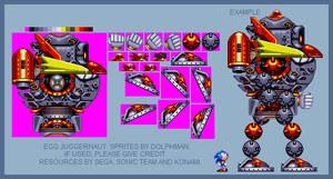 STH - Egg Juggernaut by retrobunyip