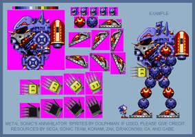 STH - Metal Sonic's Annihilator by retrobunyip