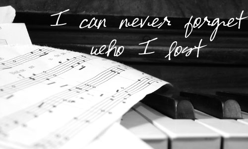 PS I can never forget by scifiroots