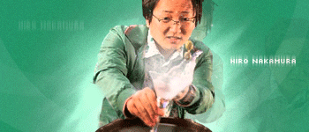 Hiro Nakamura by druesome