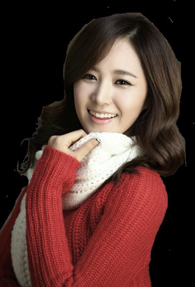 SNSD Yuri Christmas ~PNG~ by JaslynKpopPngs