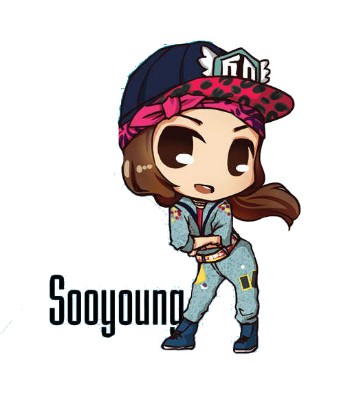 Sooyoung IGAB Chibi ~PNG~ By JaslynKpopPngs On DeviantArt