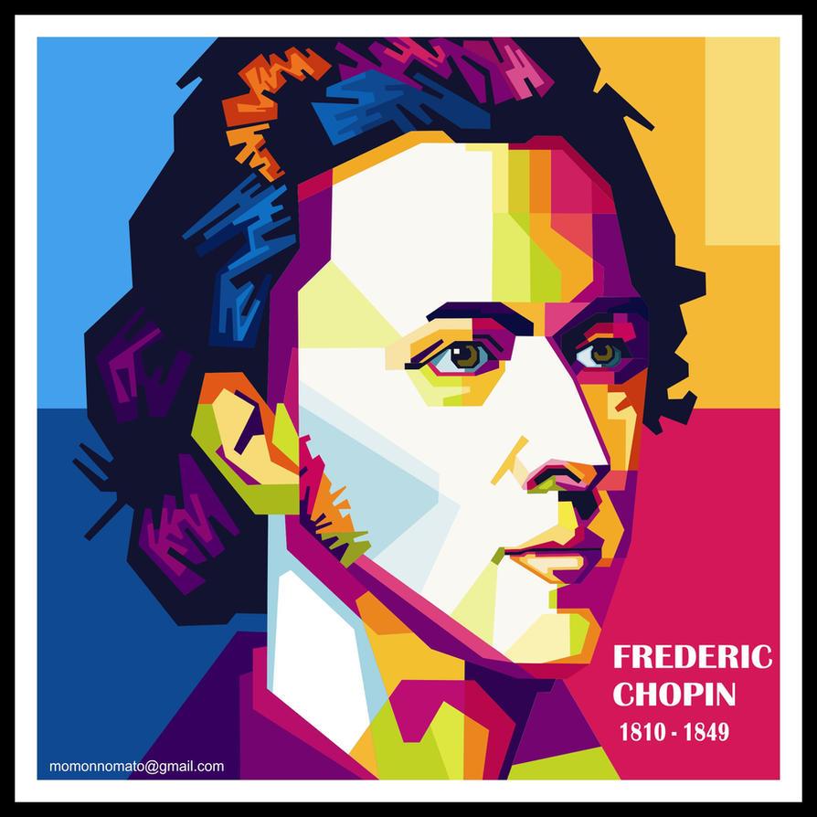 Frédéric Gounongbe Wallpaper: Frederic Chopin By MomonMoneMbojo On DeviantArt