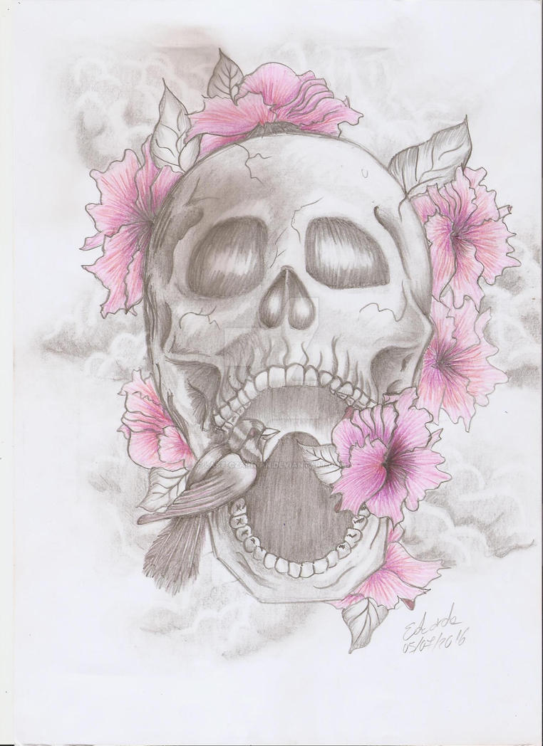 Death in spring by Last-Czarnian