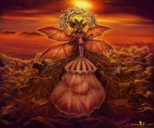God of Animalia by belldandy105
