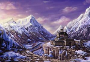 Mountain Landscape -2013