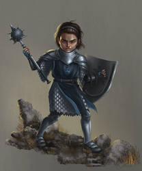 Lock- Halfling Cleric
