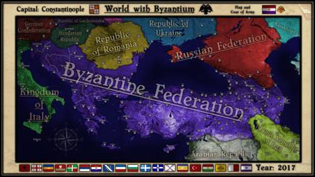 Byzantine Federation Alternate World by Breakingerr