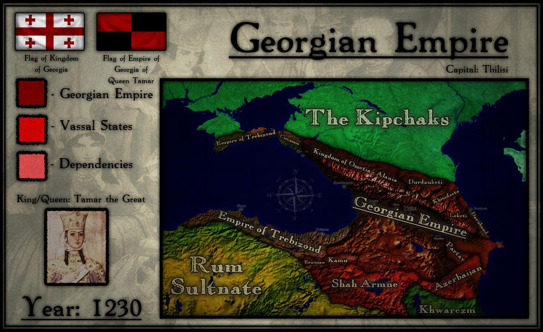 Georgian Empire by Breakingerr