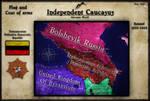 Independent Caucasus Part 2|Alternate World