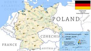 Alternate Federal Republic of Germany by Breakingerr