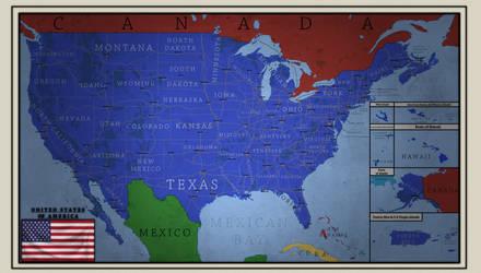 Alternate United States of America by Breakingerr