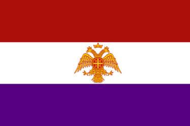 Flag of Byzantine Federation by Breakingerr