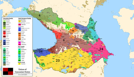 Union of Caucasian States