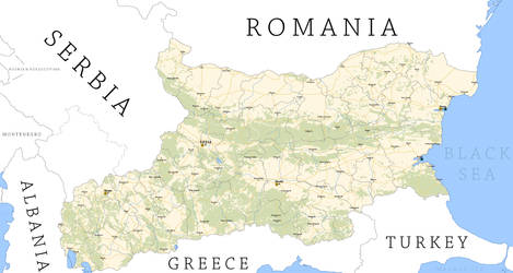 Alternate Republic of Bulgaria by Breakingerr