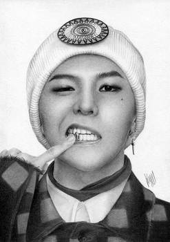 G-Dragon of BigBang