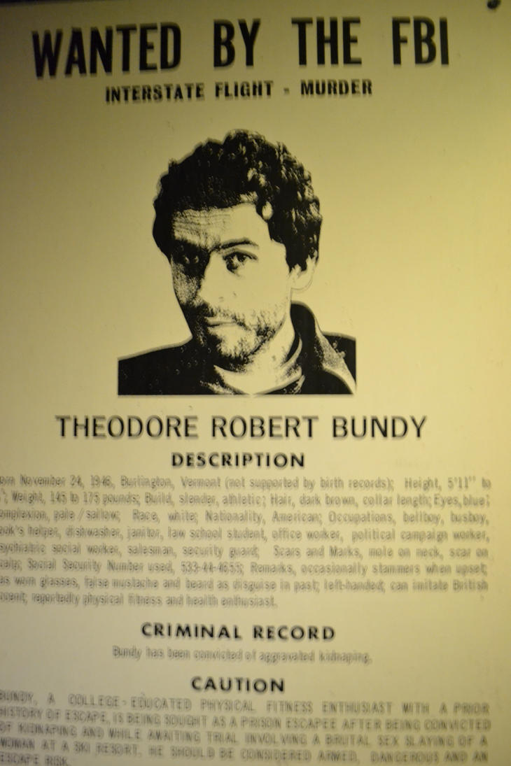 ted bundy through the developmental psychology The man who violently stole the lives of more than forty women, ted bundy, does not easily fit into any compartment of criminal theory bundy's.
