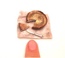 Handmade miniature cheesecake by MiniSweetx