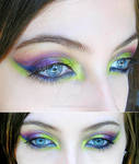 make-up colorful