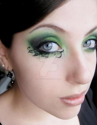 Recreation Extreme Make-UpFull by Dead-Rose-16