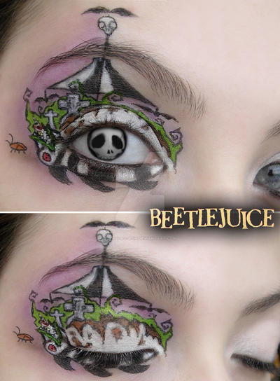 Beetlejuice by Dead-Rose-16