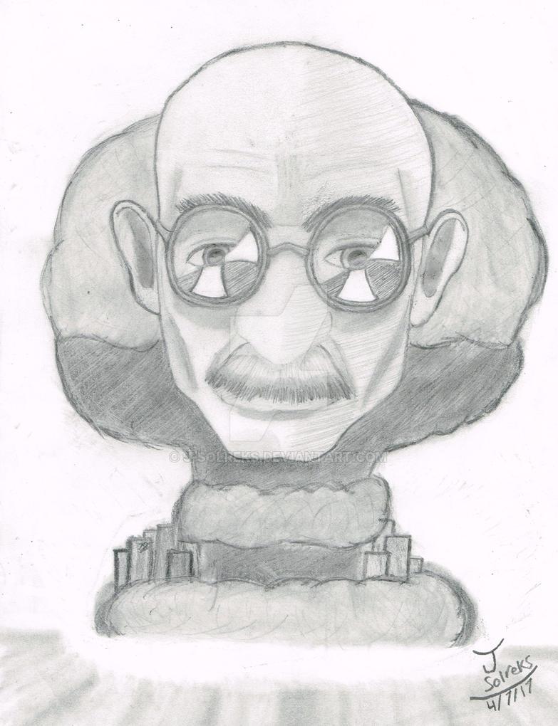 Nuclear - Gandhi: Civilization Revolution by J-Solreks