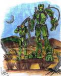 Final Transformers HALO