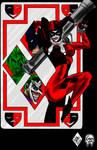 Harley Quinn Card GIMP