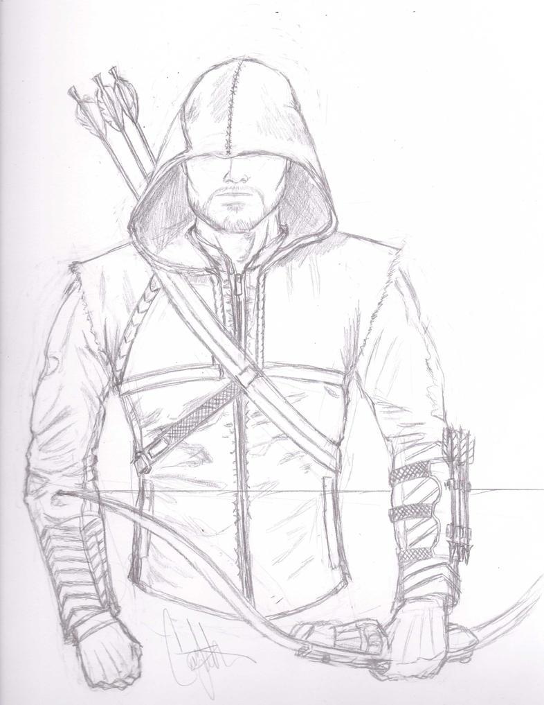 How To Draw Green Arrow Cw | Www.imgkid.com - The Image Kid Has It!
