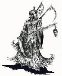 Grim Guitarist