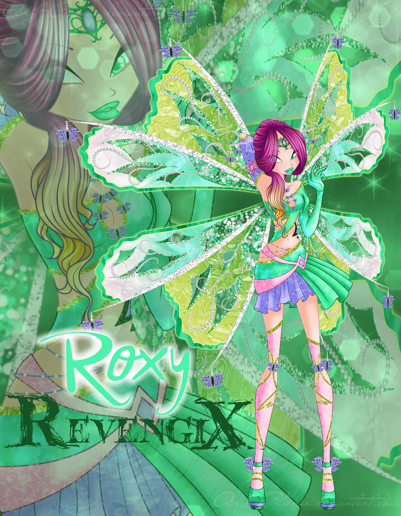 Roxy Revengix by Aryl-Phoenix on DeviantArt