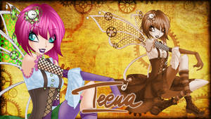 Steampunk Quest: Tecna